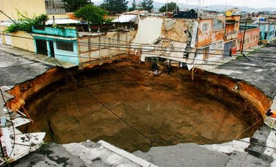 グアテマラに大穴01