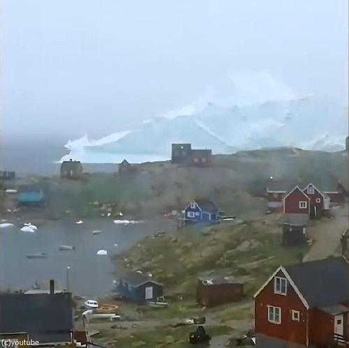 グリーンランド氷山03