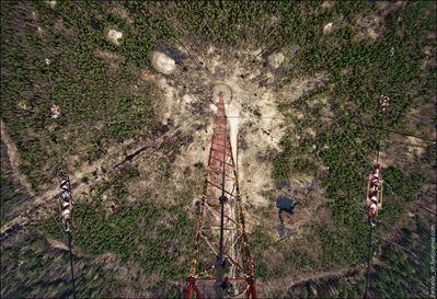 モスクワのラジオタワー14