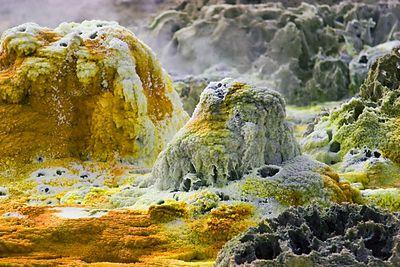 エチオピアのダロル火山03