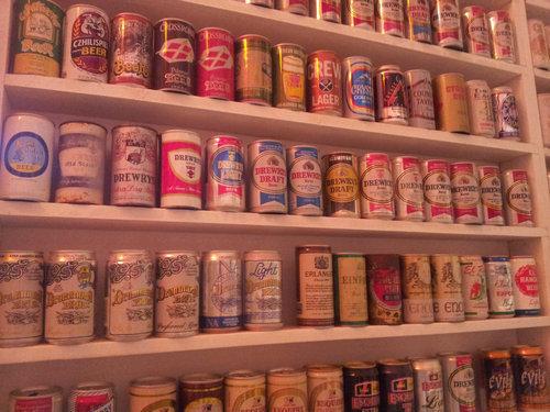 ビール缶のコレクション 012
