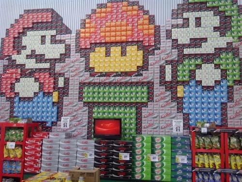 スーパーでマリオ01