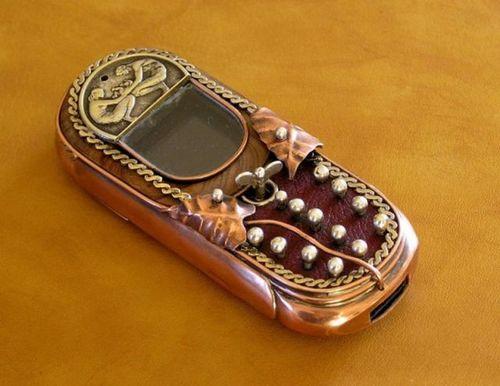 スチームパンクな携帯06