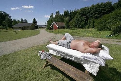 ノルウェーの刑務所の島31