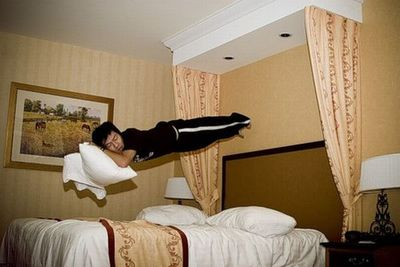 ふかふかのベッド16