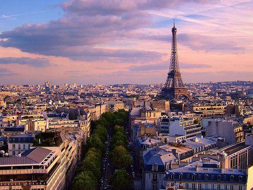 パリに出張00