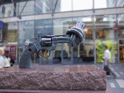 20.Twisted gun(結ばれた銃)