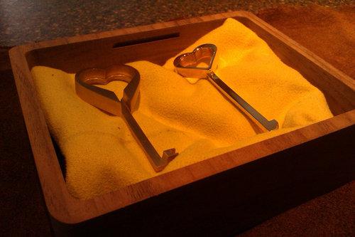 手作りジュエリーボックス01