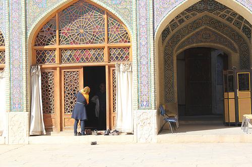 モスクの室内07