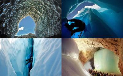 氷の洞窟TOP