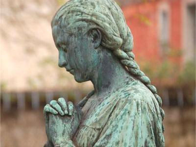 信仰心に苦痛をに和らげる効果