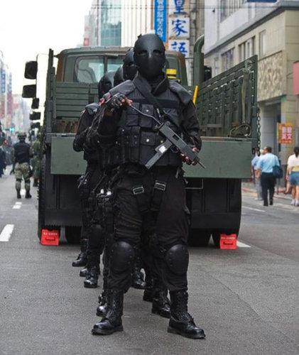 台湾の特殊部隊01