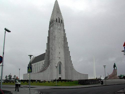 アイスランドの街並み03