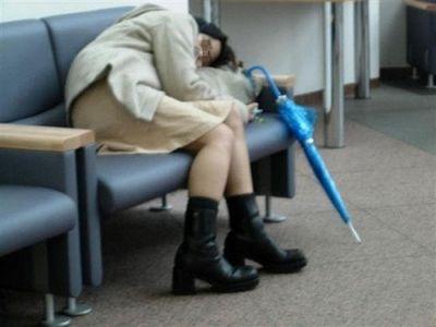眠たい日本人17