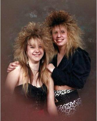 80年代の髪型09