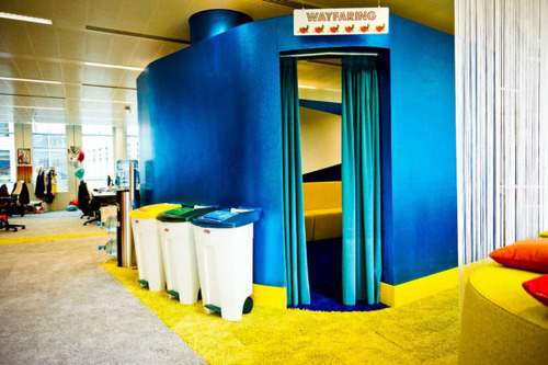 Googleロンドン・オフィス24