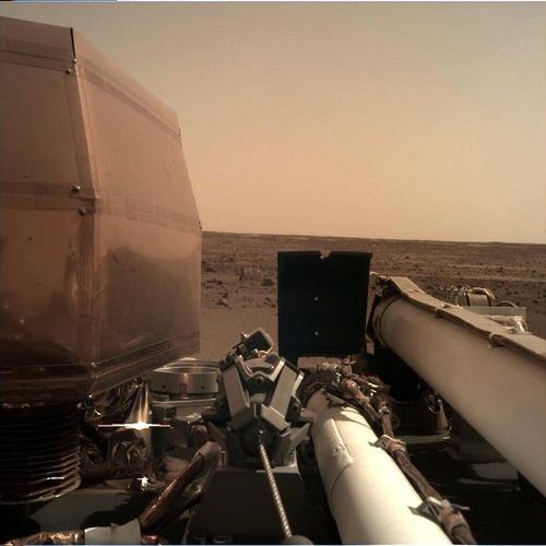 NASA火星に着陸01