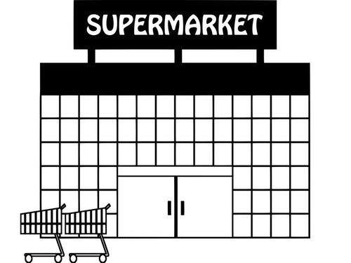 「このスーパーのこの棚からヨーグルトを買いにくい」