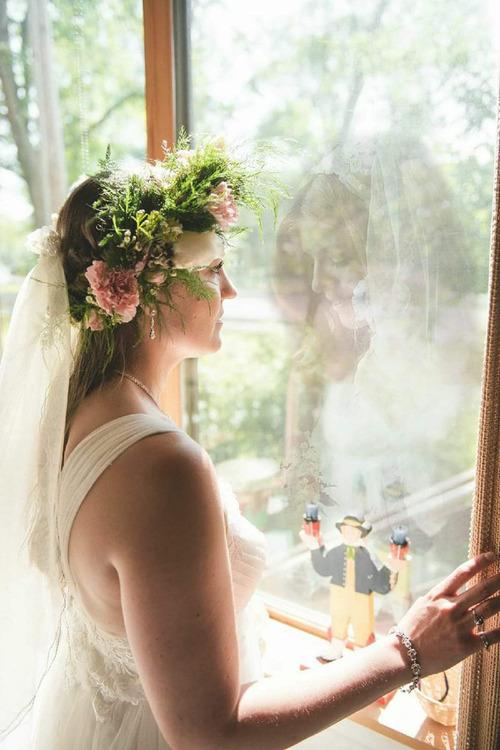 妹の結婚式の写真に亡くなった母が登場した01