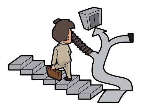高収入のイヤな仕事→低収入の快適な仕事に転職した人