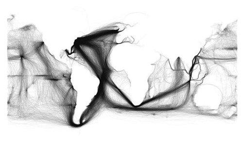世界地図いろいろ20