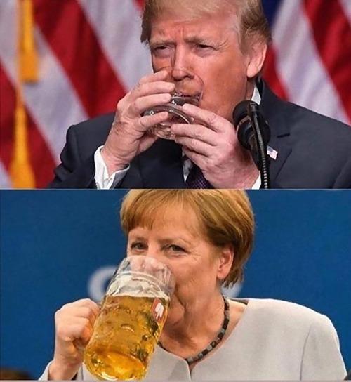 アメリカvsドイツ01