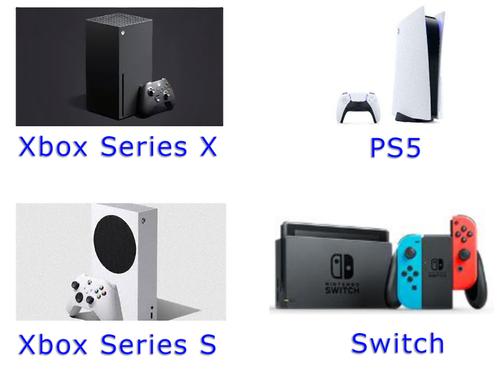 「次世代ゲーム機はどれも電化製品にそっくり…」00