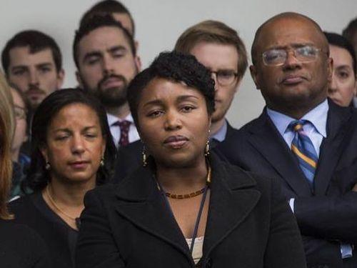 トランプ新大統領に対するホワイトハウスの職員03