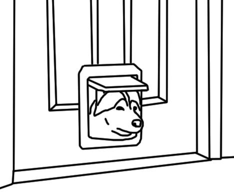 うちの番犬02
