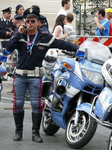 アメリカの警察05