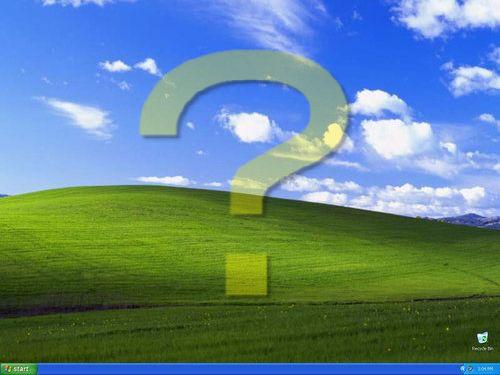 Windows XPの景色00