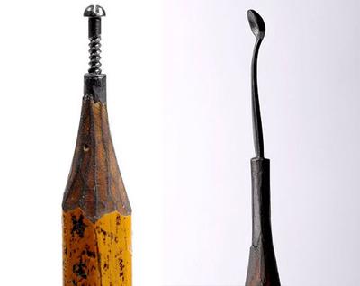 鉛筆彫刻05