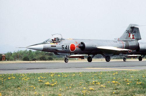 F104戦闘機03