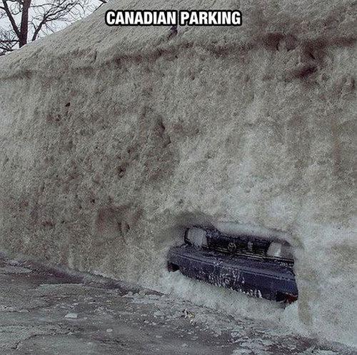 カナダの寒さ09
