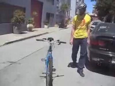 ジャイロバイク