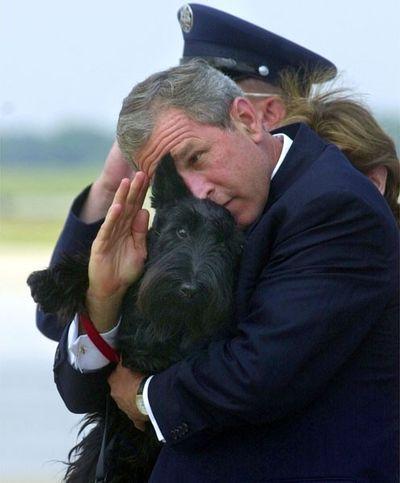 ブッシュ大統領16