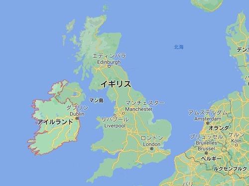 アイルランドの道はすべてダブリンに繋がっている00