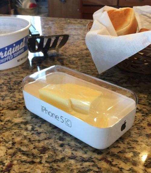 うちのおばあちゃんが使っていたバターの入れ物01