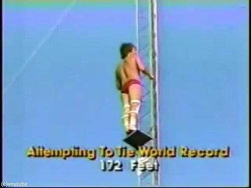 「飛込競技」のギネス記録04