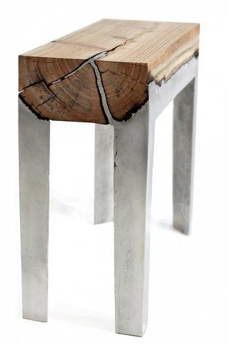 アルミと木材が融合01