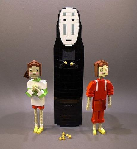 レゴでジブリ08