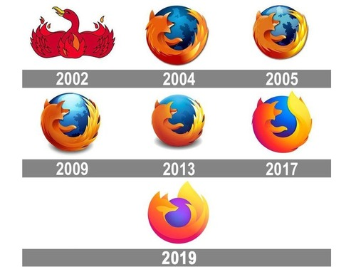 Firefoxの次のロゴ00
