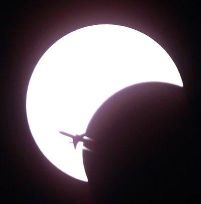 金環日食12