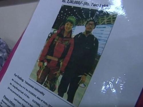 ヒマラヤで47日間も行方不明だった男性が救出02