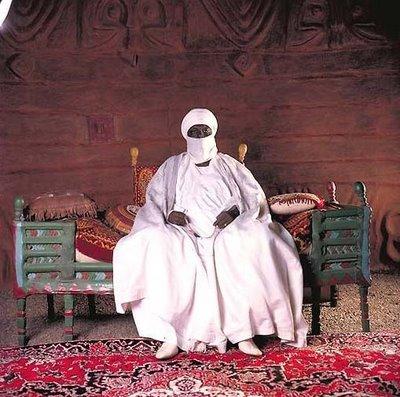 アフリカの部族の王や族長たち05