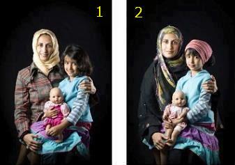 イスラム社会の超過激派の女性の地位の進化01