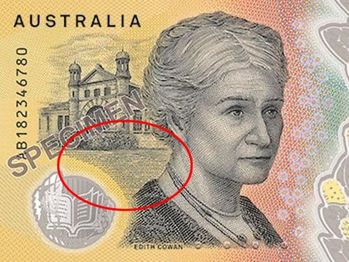 オーストラリア新50ドル札が痛恨のミスプリ01