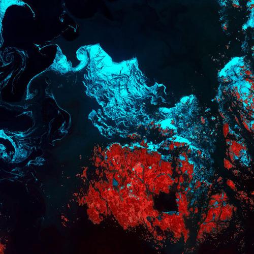 衛星写真13