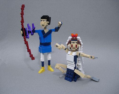 レゴでジブリ05