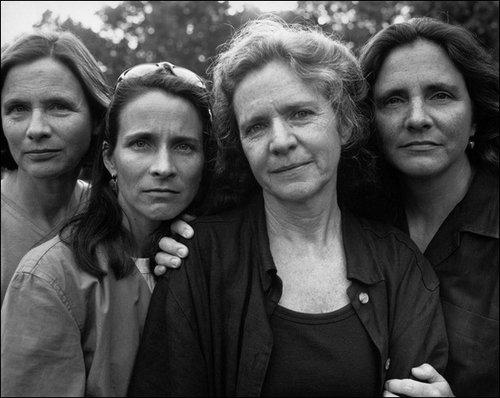 4人姉妹の毎年の写真25